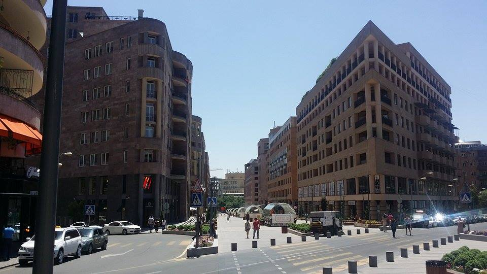 Yerevan_North_Avenue